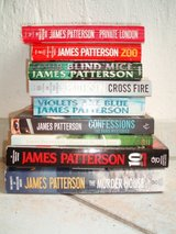 11 books by James Patterson in Stuttgart, GE