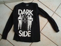 Dark Side Star Wars long sleeve shirt size 10-12 in Stuttgart, GE