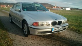 BMW 528i automatic new inspection, and FREE DELIVERY in Ansbach, Germany