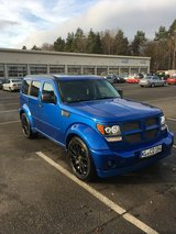 DODGE NITRO R/T (US SPEC) in Ramstein, Germany