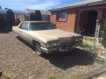 1971 Cadillac in Alamogordo, New Mexico