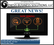 Now Hiring: Call Center Position in Fort Campbell, Kentucky