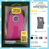 Iphone 5 Otterbox Defender Series NEW in Fort Rucker, Alabama