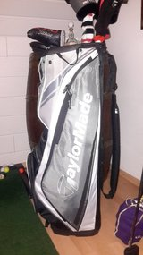 TaylorMade Golf Bag in Ramstein, Germany