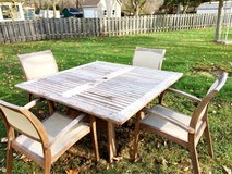 Beechwood Dining Collection - Patio Furniture in Bartlett, Illinois