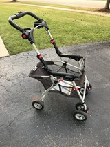 Graco snap and go stroller in Joliet, Illinois