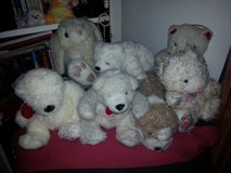 Stuffed Adorable animals, mostly Teddy Bears and made by the quality German company called RUSS ... in Ramstein, Germany