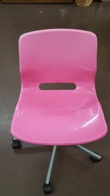 Girl's Pink Desk/Office Chair in Kingwood, Texas