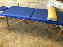 Massage Table in Camp Pendleton, California