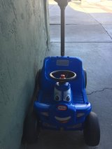 Little tikes push car in Vacaville, California