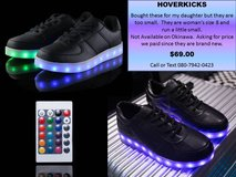 Hoverkicks (Light-up Shoes) w/ remote in Okinawa, Japan