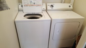 Kenmore washer and dryer in Fort Bliss, Texas