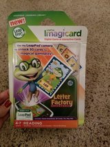 Leapfrog Leappad Reading Game NIB in Fort Campbell, Kentucky