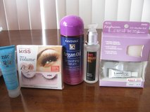 BEAUTY BUNDLE(5): 2 ARGAN OIL, 2 SETS OF LASHES, & 1 STYLING CREME. in DeKalb, Illinois