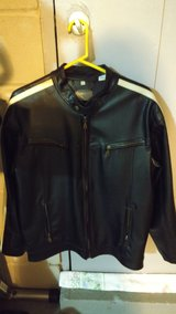 Leather jacket in Fort Rucker, Alabama
