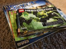 Hero Factory/Bionicle Figures in Bolingbrook, Illinois