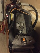 Chicco brand infant carseat in Fairfield, California