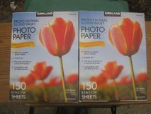 PHOTO PAPER  ALL NEW  IN BOX    $  10  each   have  12 in Sandwich, Illinois
