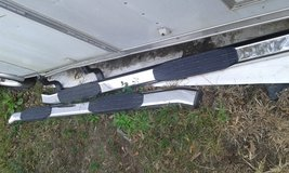 new step rails for a Gmc or chevy in Fort Polk, Louisiana