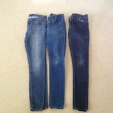 Lot of Three Girls Jeans Size 16 in Okinawa, Japan