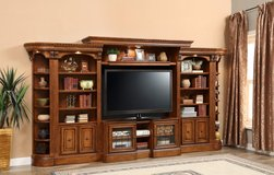 Entertainment Wall Unit - Expandable 72 inch TV Console - monthly payments possible in Ansbach, Germany