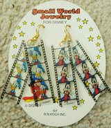 Small World Jewelry for Disney Goofy&Donald Filmstrip earring pair by R.N. Koch in New Lenox, Illinois