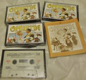Collectors Readers Digest 101 Glorious Melodies From OPERETTA-4 cassette set '89 in Plainfield, Illinois
