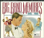 "Collectors Readers Digest""Big Band Memories 1945-1969"" 4-cd set with booklet in Westmont, Illinois"