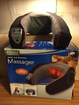 Homedics Neck and Shoulder Massager with heat in Clarksville, Tennessee