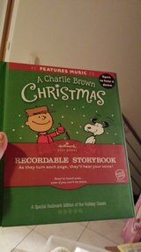 Recordable Charlie Brown book in Ramstein, Germany