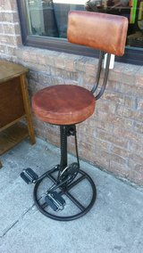 Bicycle Theme Bar Stool Accent Chair in Fort Leonard Wood, Missouri