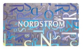 NORDSTROM'S GIFT CARD, NO EXPIRATION, IMMEDIATE EMAIL DELIVERY, NO EXPIRATION in Columbus, Georgia