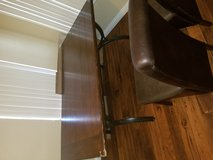 Long sturdy dining room table and chairs  $400 OBO in Temecula, California