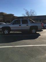 Chevy Avalanche in Fairfield, California