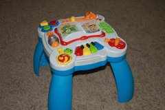 Baby activity table in 29 Palms, California