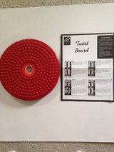 Bally Total Fitness Twist Board in Glendale Heights, Illinois