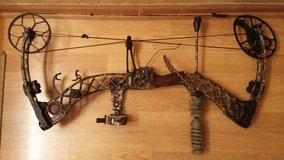 Mathews Creed XS 60 to 70# draw weight and 27.5 Draw length. in bookoo, US