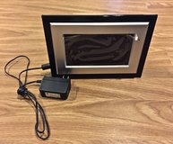 "*REDUCED* NEW 7"" LASONIC JL-206 Widescreen Digital Black and Silver Photo Frame in Okinawa, Japan"
