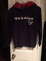 Youth 10-12 Texans Zip up hoodie in Houston, Texas