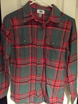 OLD NAVY boys large (10/12) flannel in Houston, Texas