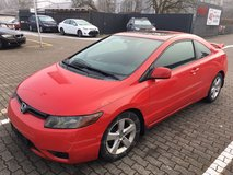 Honda Civic Coupe EX 2008 in Ramstein, Germany