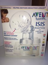 Avent Breast pump manual in Ramstein, Germany