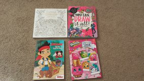 Young kids and older kids/adult coloring/art books in Warner Robins, Georgia