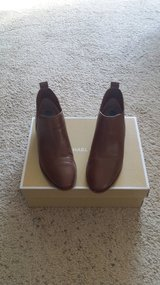 Woman's Michael Kors Brown Booties - NEW in Camp Lejeune, North Carolina