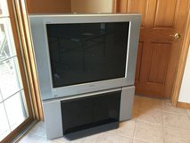 Sylvania TV with Stand. in Elgin, Illinois