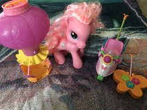 My Little Pony lot in Travis AFB, California