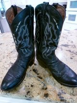 STEEL COMPOSITE TOE, INSULATED WORK BOOTS sz 12-13 in Rosenberg, Texas