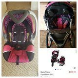 Car seat/ stroller in Travis AFB, California