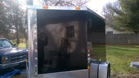 10' Enclosed Trailer (NEW) in Morris, Illinois