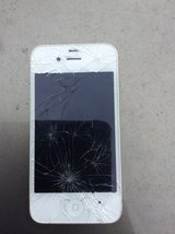 iPhone 4 AT&T  cracked screen (works) in Houston, Texas